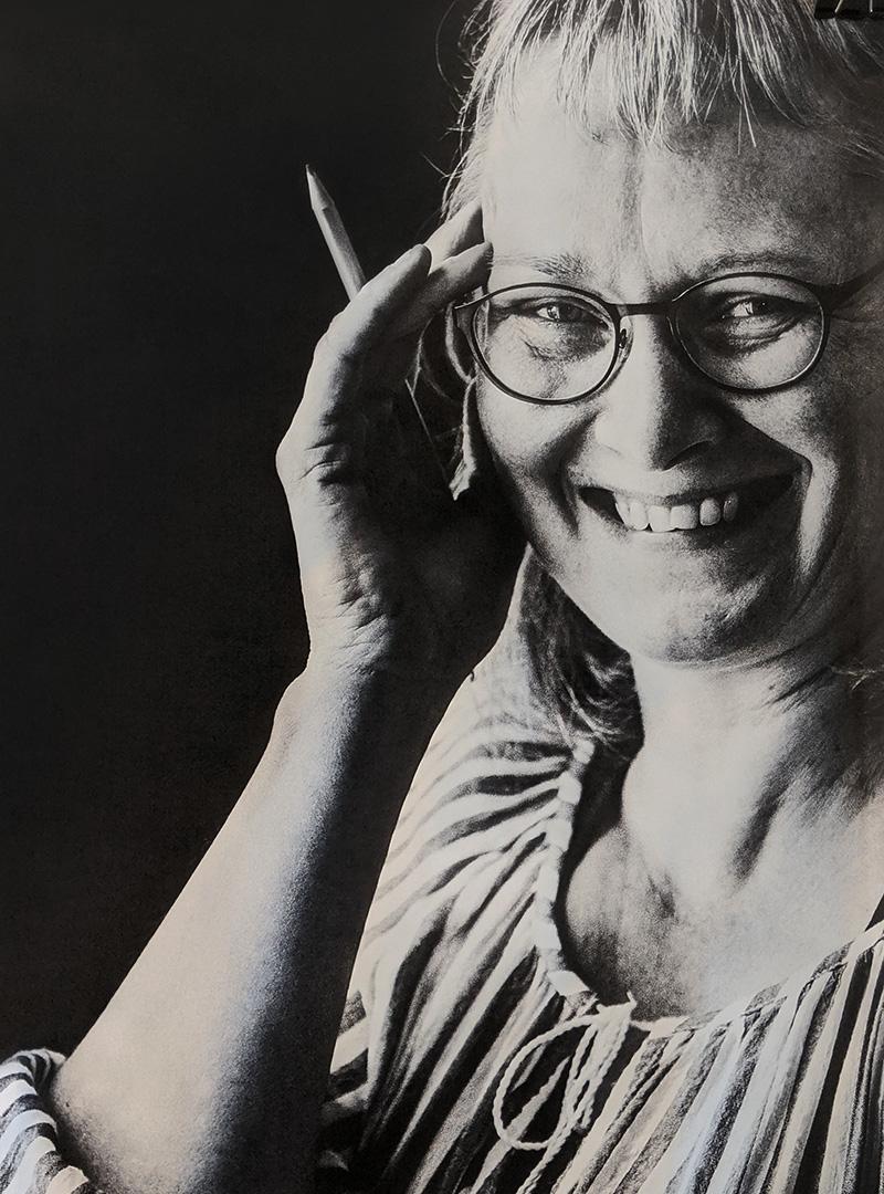 Jeanette Hoeppner by Lynette Giesbrecht