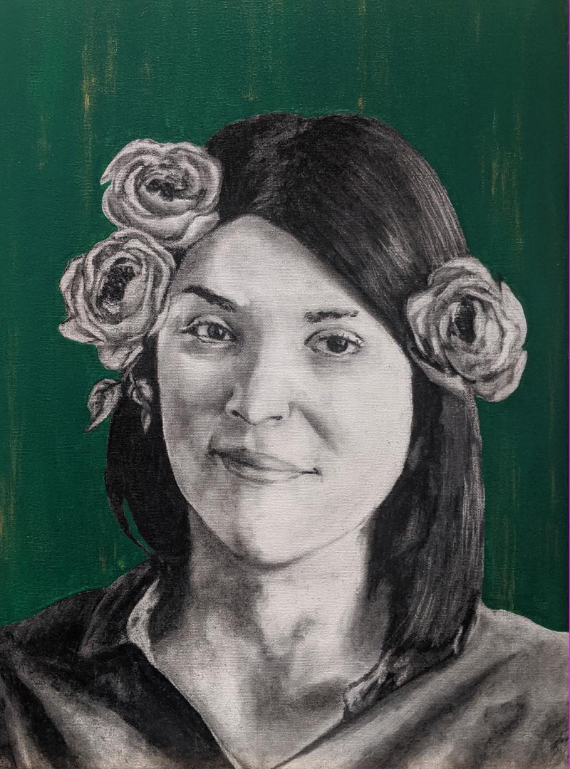 Karina Cardona by Catharina Thiessen