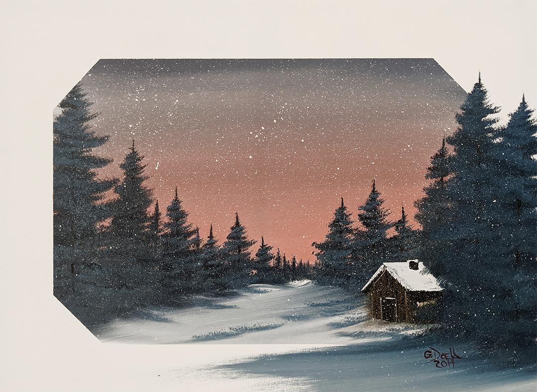 landscape by Garrison Doell