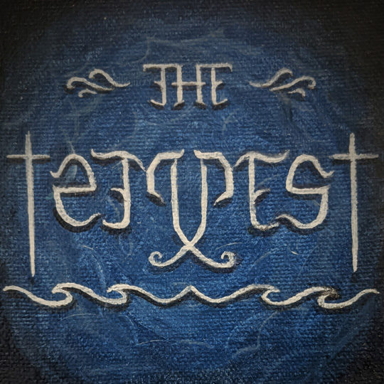 The Tempest by Kelly Klages