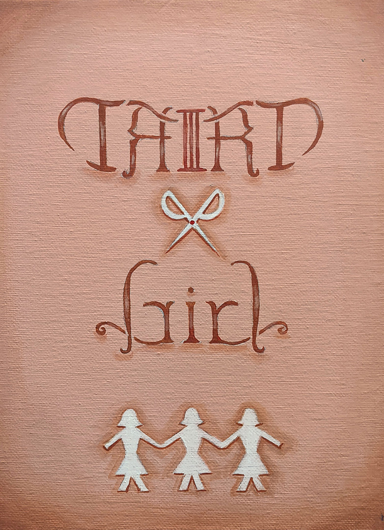 Third Girl by Kelly Klages