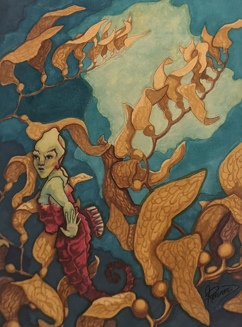 Kelp Quest by Jennifer Penner