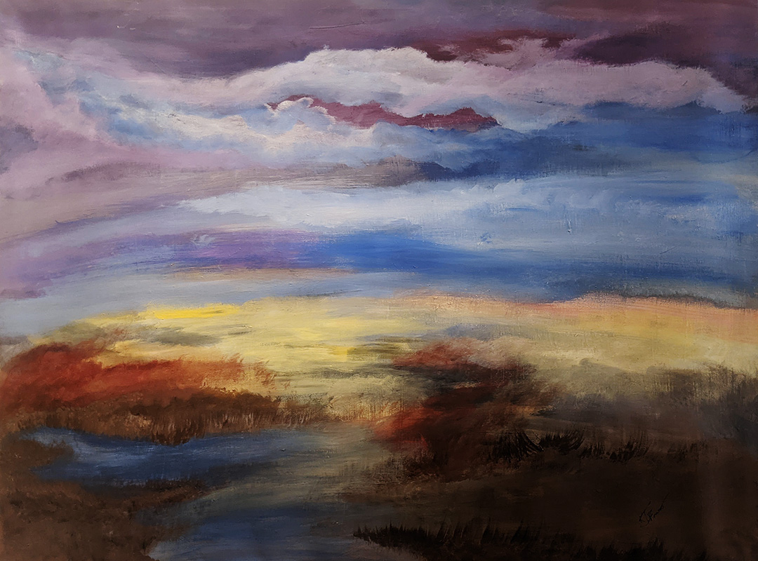 Journey Through the Mist by Kathy Forness