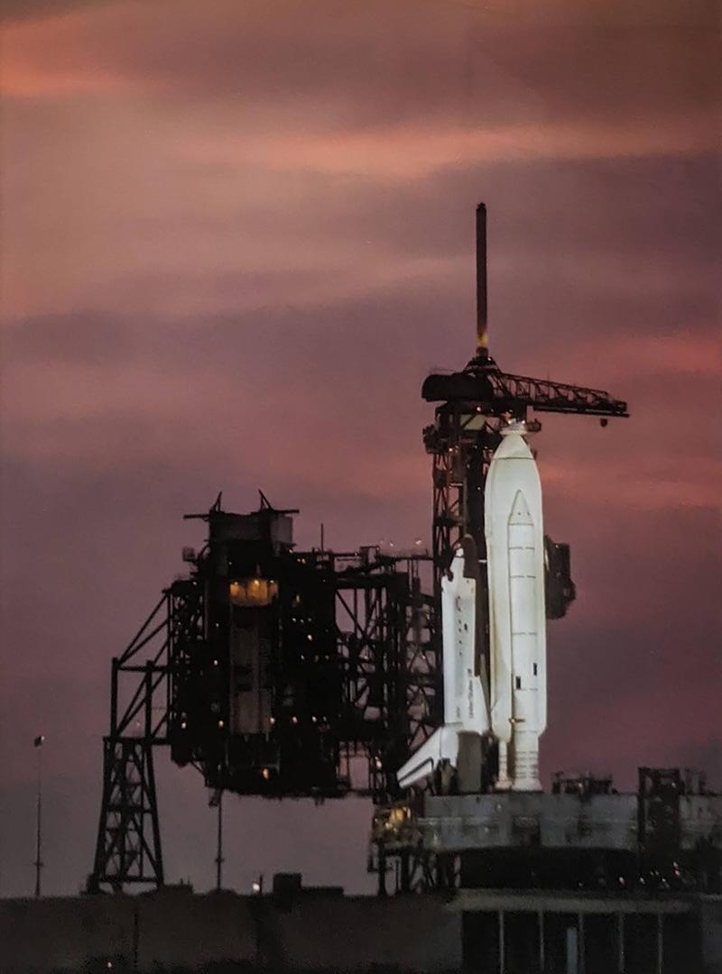 Space Shuttle Columbia by Terrance Klassen