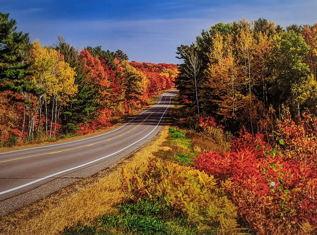 Wisconsin Autumn by Terrance Klassen